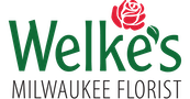 Logo for Welke's Florist Milwaukee